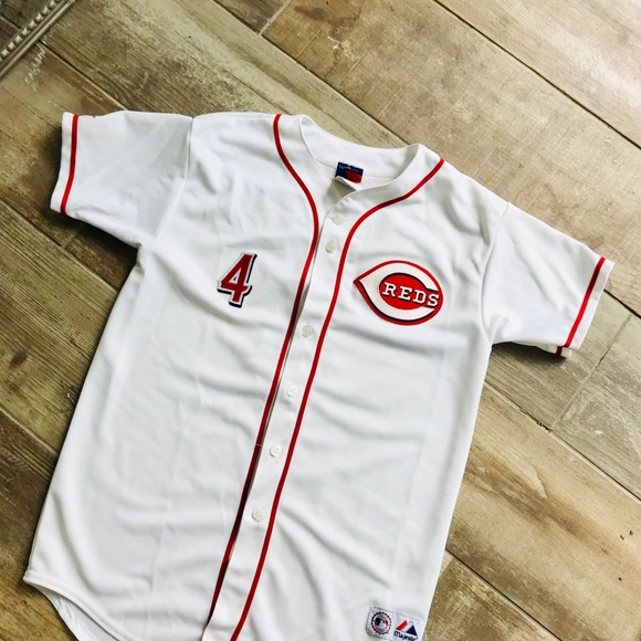 new concept 62a01 54711 toddler cincinnati reds jersey